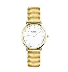 My Jewellery My Jewellery Watch White Gold