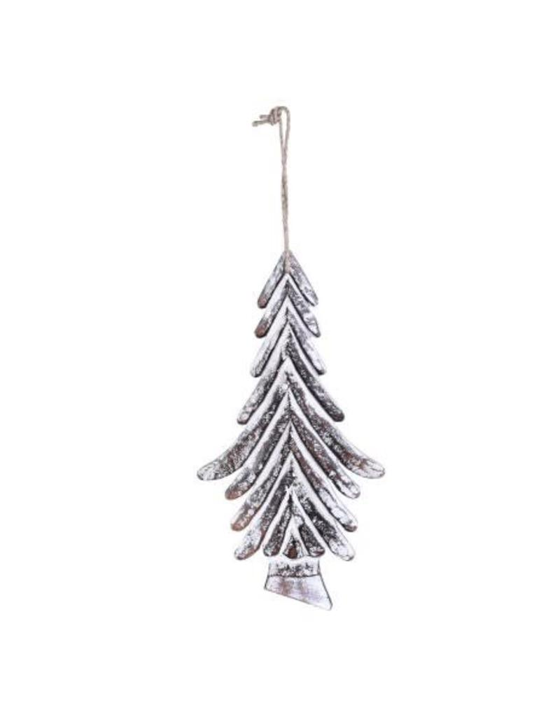 Ptmd Ptmd Christmas Dingle White Tree Strokes Stijl28