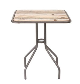 PTMD PTMD Gunter Wood Cream Bistro Table