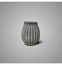Brynxz Brynxz Vase Plisse White Wash S
