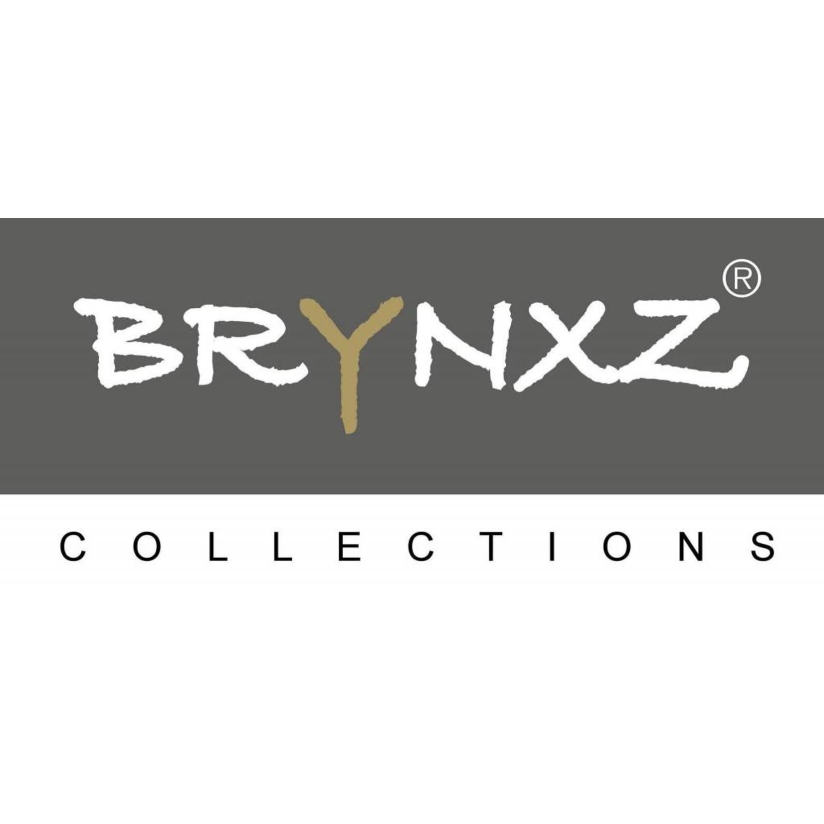 Brynxz Brynxz Plaid Linen With Fringes Naturel 130x170cm
