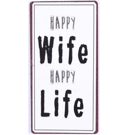 magneet Happy wife
