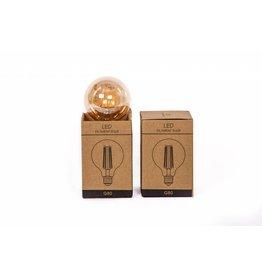 LED-lamp 2w rond model 8.5x8.5x13cm 160LUM 2300K