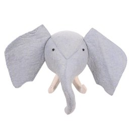 KidsDepot KidsDepot Zoo Elephant Blue