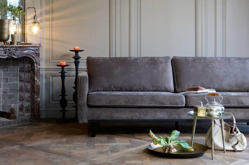 Be Pure Meubels : Eettafel rond cm tondo be pure de silo meubels enzo