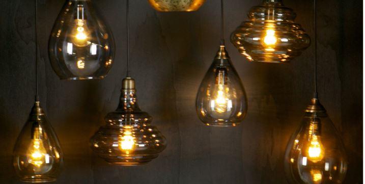 Hanglamp Meerdere Lampen : Vintage hanglampen meerdere staaf smeedijzeren plafondlamp