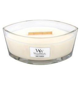 Woodwick Woodwick Baby Powder Ellipse candle