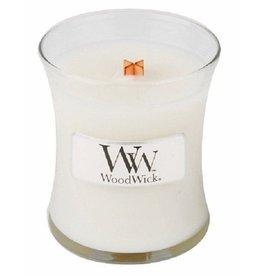 Woodwick Woodwick Linen Mini candle