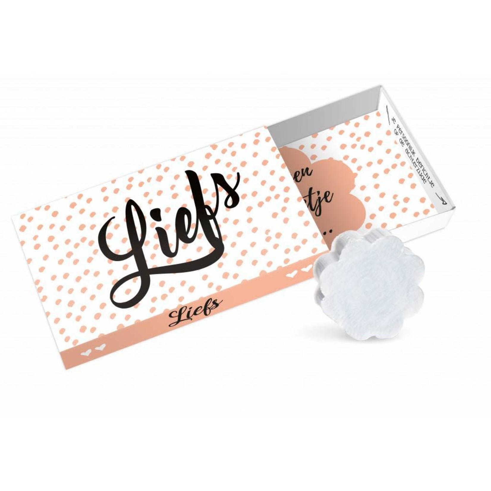 Paper Art Paper Art Greeting box Liefs