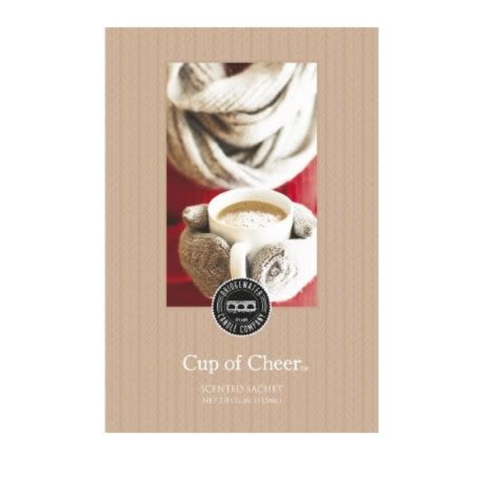 Bridgewater Candle Company Bridgewater Geursachet Cup of Cheer