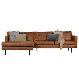 Be Pure Home Be Pure Home Rodeo Chaise Longue links cognac