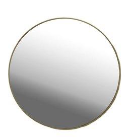 Casa Vivante Casa Vivante spiegel Grazia goud 27 cm doorsnede