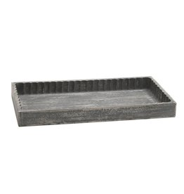 PTMD PTMD Chels grey wooden tray