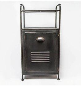 Metalen lockerkast 41.5x32.5x81.5 cm