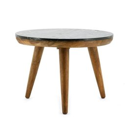 By Boo By Boo Coffeetable Trident 60 cm zwart