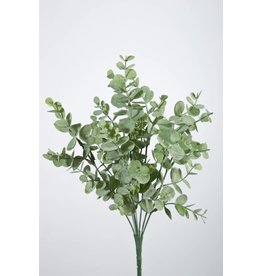 Colours and Green Eucalyptus pick 33 cm groen