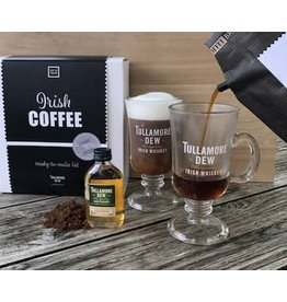 Liv 'n taste Irish Coffee giftset incl. 2 glazen