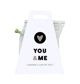 Liv 'n taste Teabrewer 'you and me'