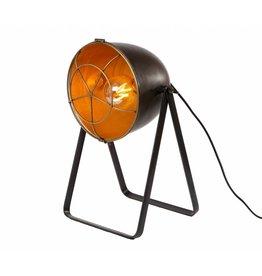 Sfeerlamp metaal 'spot' 27x23,5x42,5 cm
