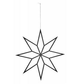 NORDAL Star hanger black L