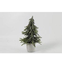 Countryfield Countryfield kerstboom Lucien L groen