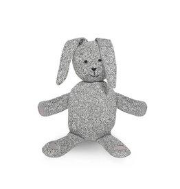 Jollein Jollein knuffel stonewashed knit bunny grey