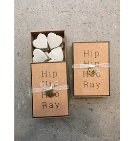 How Lovely Soap in a box Hip Hip Hooray