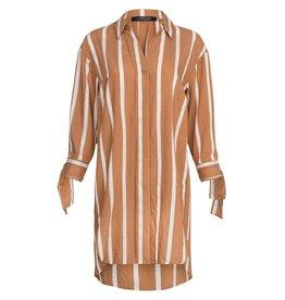 One Two Luxzuz One Two Luxzuz Giddanli shirt cinnamon