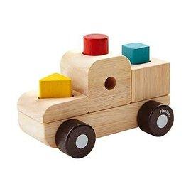 Plan Toys Plan Toys Sorting Puzzle Truck