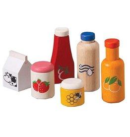 Plan Toys Plan Toys Food & Beverage set