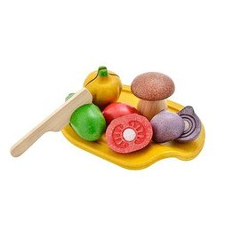 Plan Toys Plan Toys Assorted Vegetable Set