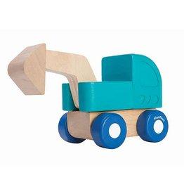 Plan Toys Plan Toys Mini Excavator