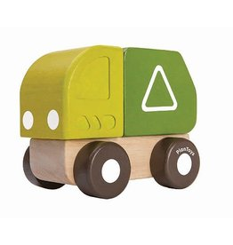 Plan Toys Plan Toys Mini Garbage Truck