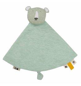 Trixie Trixie knuffeldoekje Mr Polar Bear