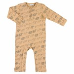 Trixie Trixie onesie lang 50/56 silly sloth