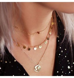 My Jewellery My Jewellery Ketting Goud You're A Star