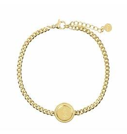 My Jewellery My Jewellery Armbandje Goud La Vita E Bella