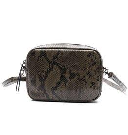 Zebra Trends Zebra Natural Bag Kartel Nova Snake Army