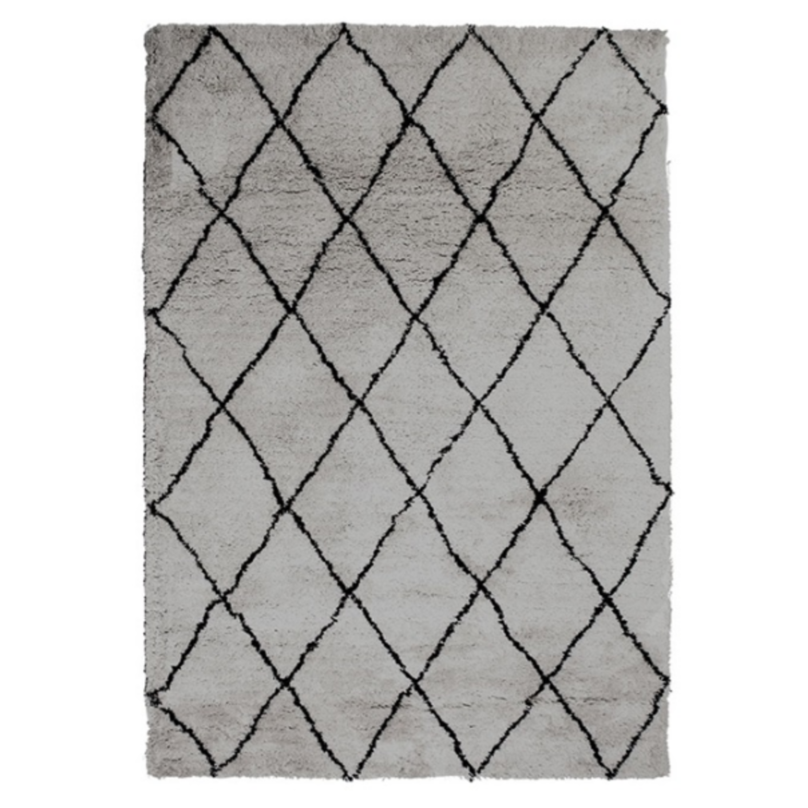 By Boo Carpet Rox 160x230 cm - grey*
