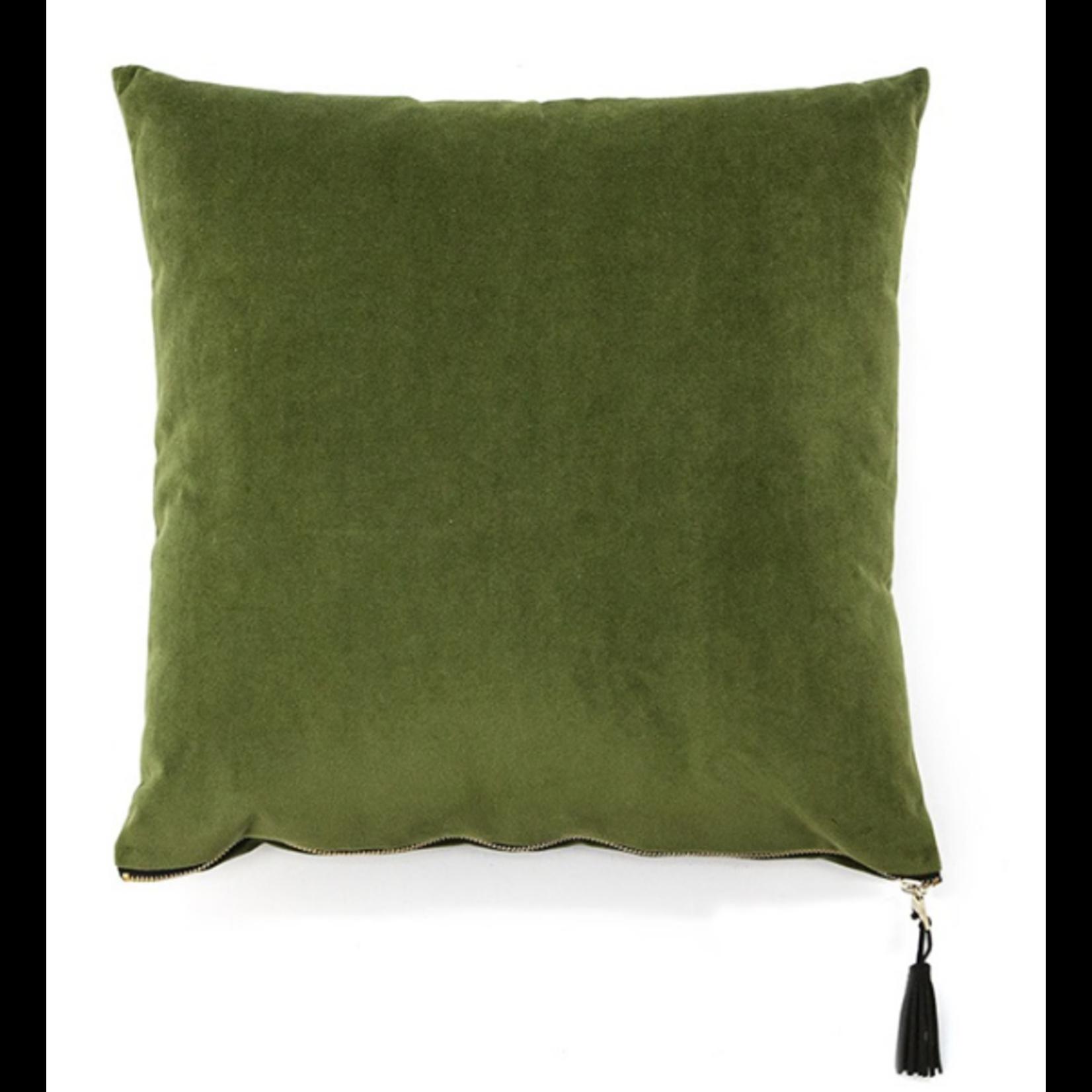 By Boo Stuart 45x45 cm - green