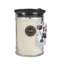 Bridgewater Candle Company Bridgewater Jar Large White Cotton
