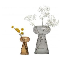 Be Pure Home Be Pure Home Flowerpower vaas M geel