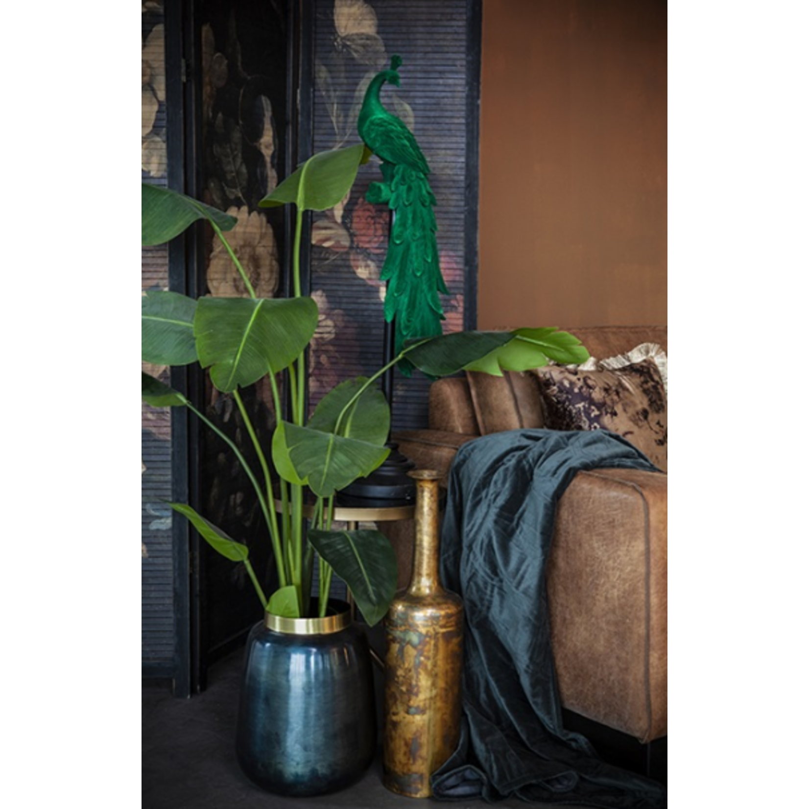 By Boo By Boo The Nile Vase 1 - gold