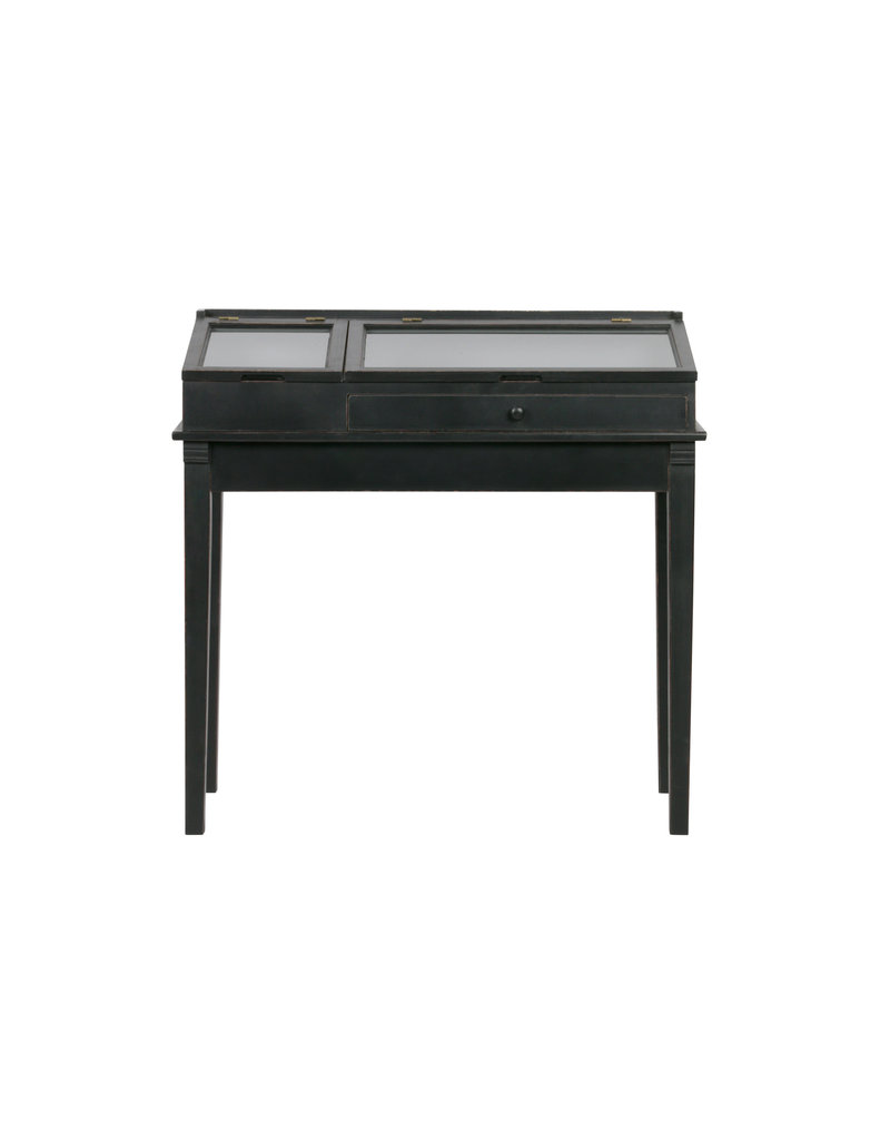 Be Pure Home Be Pure Home Herritage sidetable hout zwart