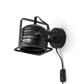 By Boo By Boo Minack Wall Lamp Black