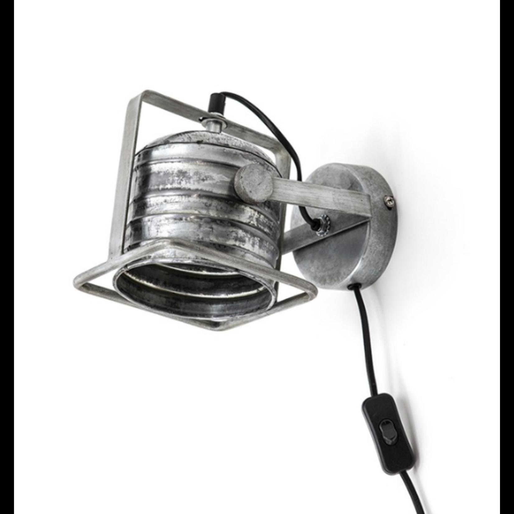 By Boo Minack wall lamp - metal*