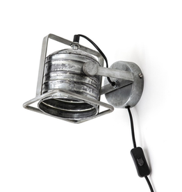 By Boo By Boo Minack Wall Lamp Metal
