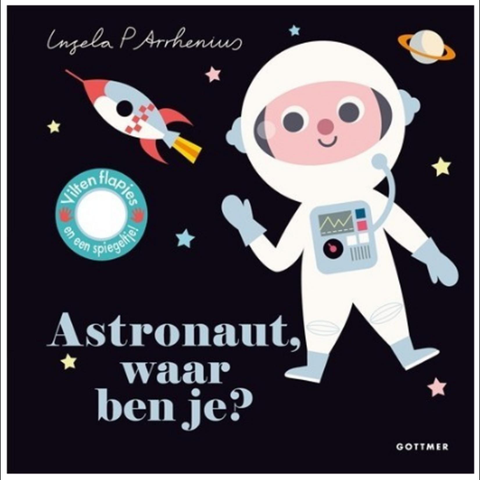 Gottmer Boekje Astronaut waar ben je?