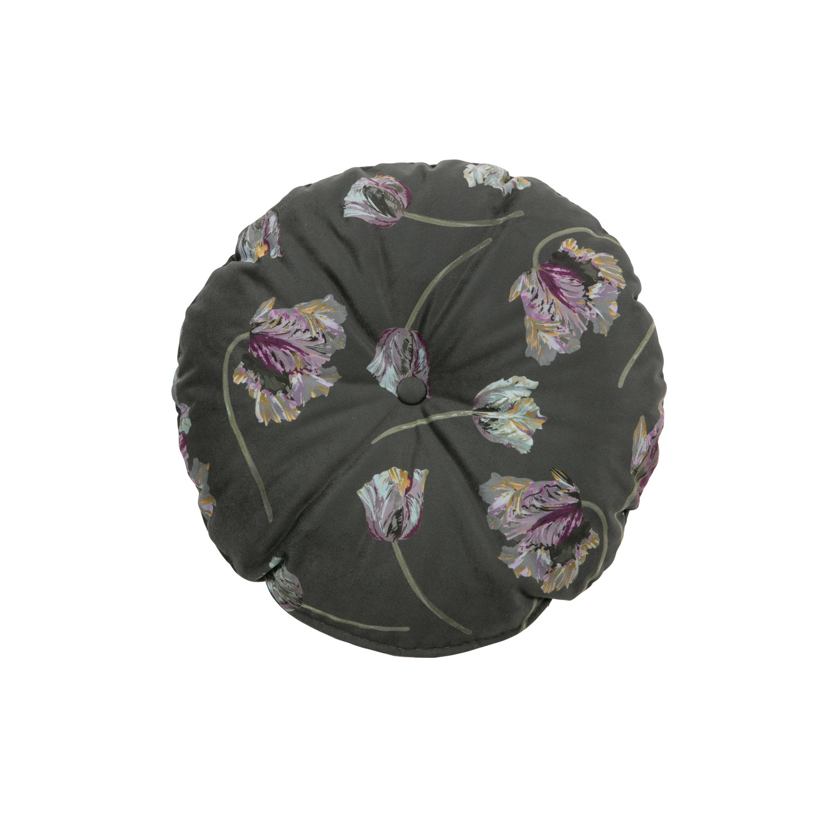 Be Pure Home Be Pure Home Vogue kussen rond fluweel 45cm