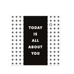 Liv 'n taste Chocoladewens | Today is all about you | Liv 'n Taste
